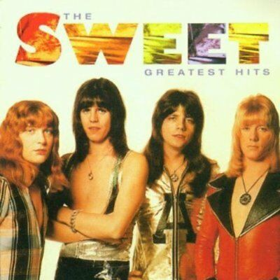 The Sweet Greatest Hits Cd Album (very Best Of / Collection) • 5.99£