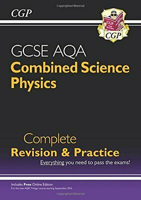 £4.49 • Buy 9-1 GCSE Combined Science: Physics AQA Higher Complete Revision ... By CGP Books