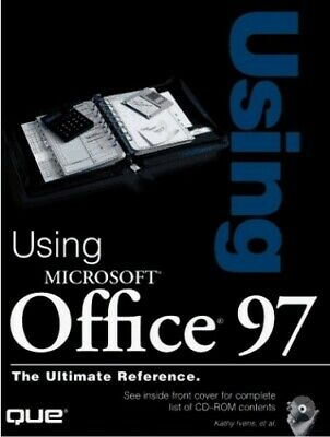 Using Microsoft Office 97: Platinum Edition ... By Ivens, K. Mixed Media Product • 25.99£