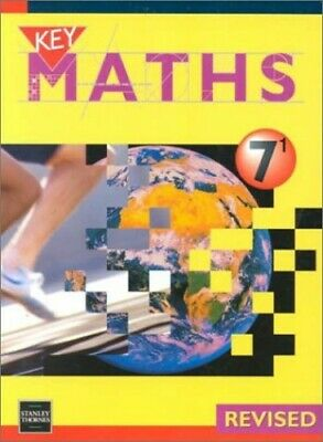 Key Maths 7/1 Pupils' Book: Pupil's Book Year 7/1 By Wills, Graham Paperback The • 4.49£