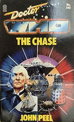 Doctor Who-The Chase (Target Doctor Who Library) By Peel, John Paperback Book • 7.49£