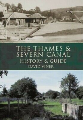 The Thames And Severn Canal By Viner, David J. Paperback Book The Cheap Fast • 8.09£