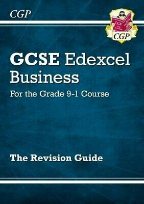 £6.99 • Buy GCSE Business Edexcel Revision Guide - For The Grade 9-1 Course:... By CGP Books