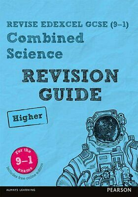 £3.99 • Buy Revise Edexcel GCSE (9-1) Combined Science Higher Revision G... By O'Neill, Mike