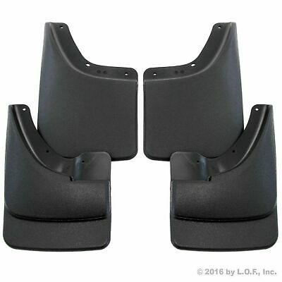 $49.95 • Buy 2002-2008 Dodge Ram Mud Flaps Mud Guards Splash No Flares Front Rear Molded 4pc