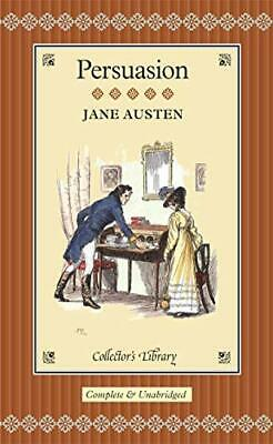 £4.99 • Buy Persuasion (Collector's Library) By Austen, Jane Hardback Book The Cheap Fast