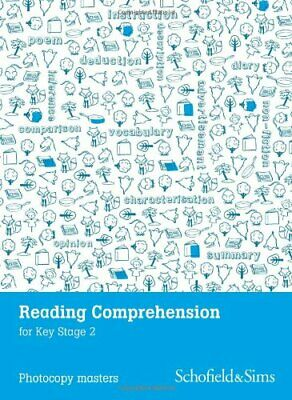 £7.49 • Buy Reading Comprehension For Key Stage 2: KS2, Ages... By Richard Worsnop Paperback