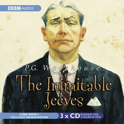 £10.99 • Buy The Inimitable Jeeves (BBC Radio Collection) By Wodehouse, P. G. CD-Audio Book