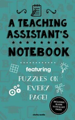 £6.99 • Buy A Teaching Assistant's Notebook: Featuring 100 Puzzles By Media, Clarity Book