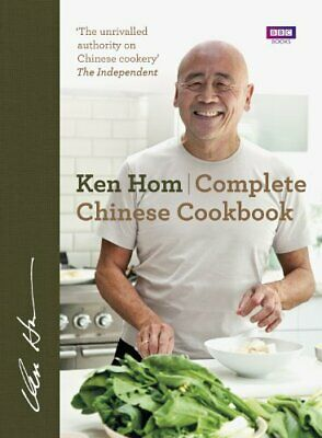 Complete Chinese Cookbook By Hom, Ken Hardback Book The Cheap Fast Free Post • 16.99£