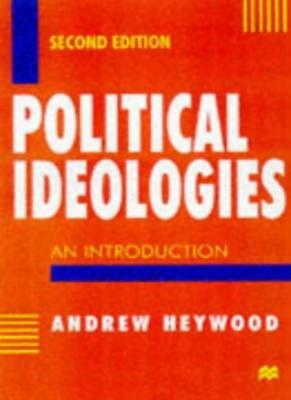 Political Ideologies: An Introduction-Andrew Heywood,Andrew Gamble • 5.30£