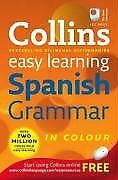 Collins Easy Learning Spanish Grammar (Collins Easy Learning) (Collins Easy L. • 3.75£