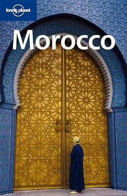 Morocco (Lonely Planet Country Guides)-Paul Clammer,et Al. • 2.47£
