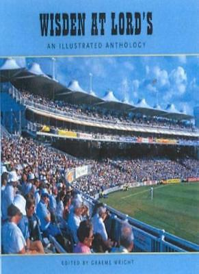£4.21 • Buy Wisden At Lords: An Illustrated Anthology-Graeme Wright