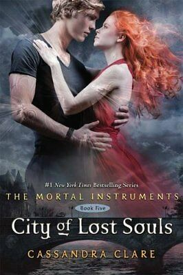 City Of Lost Souls (The Mortal Instruments, Book 5)-Cassandra Clare • 3.38£