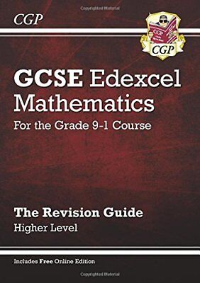 £2.59 • Buy New GCSE Maths Edexcel Revision Guide: Higher - For The Grade 9-1 Course (wit.