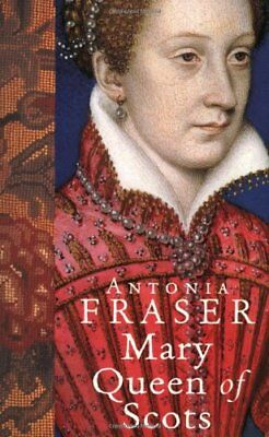 Mary Queen Of Scots (WOMEN IN HISTORY)-Lady Antonia Fraser • 2.96£