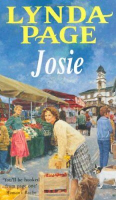 £3.68 • Buy Josie: A Young Woman's Struggle In Life And Love-Lynda Page