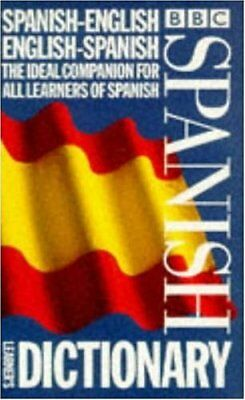 BBC Spanish Learner's Dictionary: Spanish-English/English-Spanish-Various • 2.97£