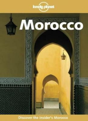 Morocco (Lonely Planet Travel Guides)-Geoff Crowther, Bradley Mayhew, Jan Dodd, • 2.47£
