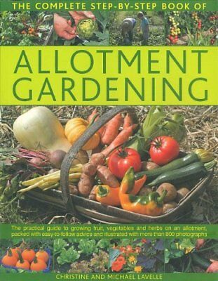 Comp SBS Book Of Allotment Gardening-Christine • 4.07£