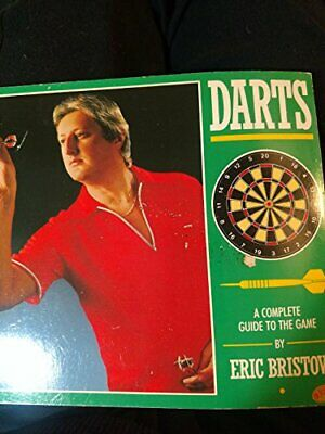 £9.99 • Buy Darts A Complete Guide To The Game By Bristow, Eric Book The Cheap Fast Free