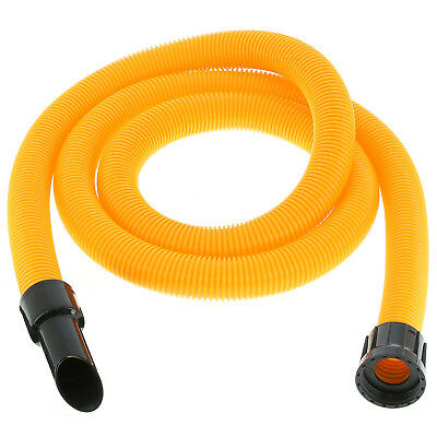 £10.99 • Buy 3M Industrial Commercial Hose 38mm For Numatic Vacuum Cleaner & Carpet Cleaners