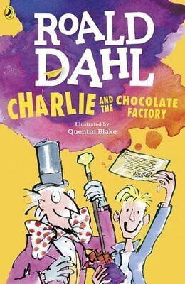 £2.81 • Buy Charlie And The Chocolate Factory (Dahl Fiction)-Roald Dahl, Quentin Blake