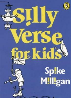 Silly Verse For Kids (Puffin Books)-Spike Milligan • 3.17£