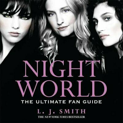 £3.99 • Buy Ultimate Fan Guide (Night World) By Smith, L.J. Paperback Book The Cheap Fast
