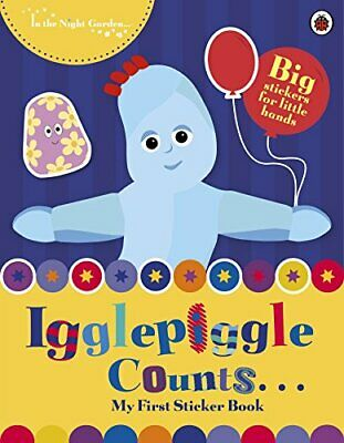 £3.99 • Buy In The Night Garden: Igglepiggle Counts By In The Night Garden Book The Cheap