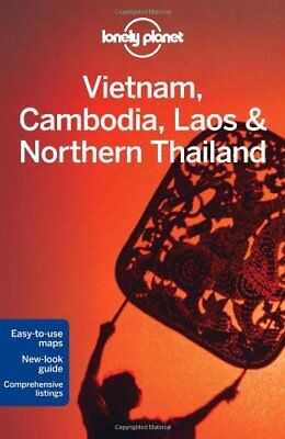 £2.49 • Buy Lonely Planet Vietnam, Cambodia, Laos & Northern Thailand (Travel Guide)-Lonely