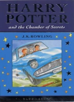 $ CDN4.43 • Buy Harry Potter And The Chamber Of Secrets (Book 2): Celebratory Edition-J. K. Row