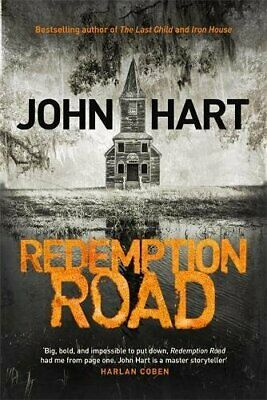 Redemption Road By Hart, John Book The Cheap Fast Free Post • 5.99£
