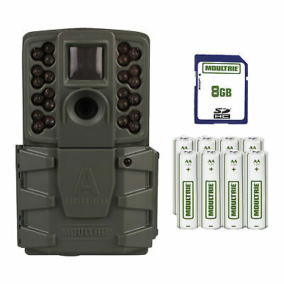 View Details Moultrie A 25i Game Trail Hunting Camera W/ SD Card + Batteries | MCG-13297 • 79.99$