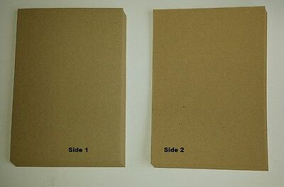 £2.75 • Buy A4 Natural 100% Recycled Brown Kraft Craft Paper 100gsm Scrapbooking Card Making