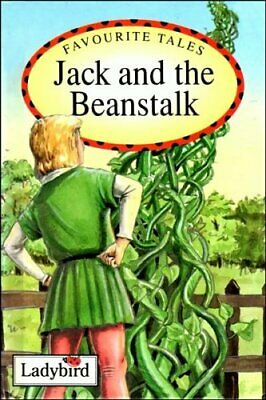 Jack And The Beanstalk (Ladybird Favourite Tales) By Ladybird Hardback Book The • 4.49£