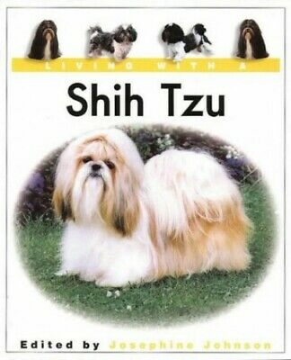 £3.99 • Buy Living With A Shih Tzu Hardback Book The Cheap Fast Free Post