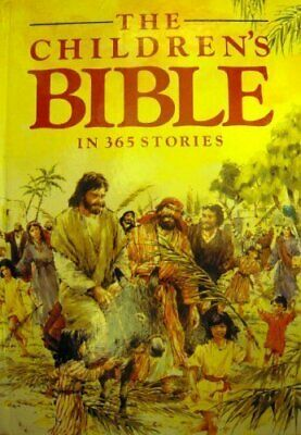 £3.99 • Buy The Children's Bible In 365 Stories By Batchelor, Mary Hardback Book The Cheap