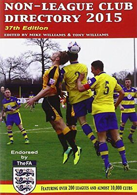 £4.63 • Buy Non-League Club Directory 2015 Book The Cheap Fast Free Post