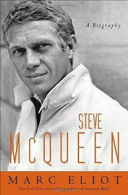 £13.99 • Buy Steve McQueen: A Biography By Eliot, Marc Book The Cheap Fast Free Post