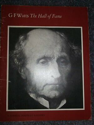 £5.49 • Buy G.F.Watts: The Hall Of Fame - Portraits Of ... By National Portrait Ga Paperback