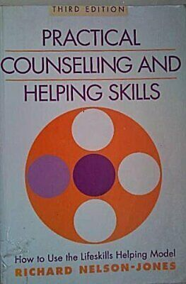 £3.99 • Buy Practical Counselling And Helping Skills: How To Use ... By Nelson-Jones, Richar