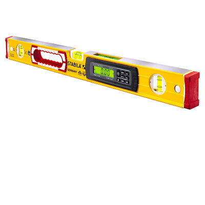 """Stabila 24"""" Type 196-2 Digital TECH Level With Case - Made In Germany • 290.19£"""