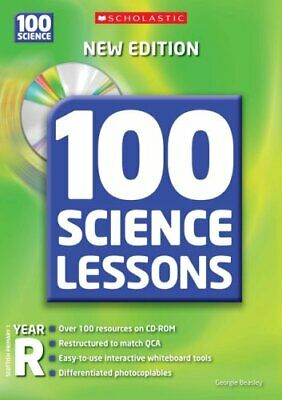 £3.29 • Buy 100 Science Lessons For Year Receptio... By Beasley, Georgie Mixed Media Product