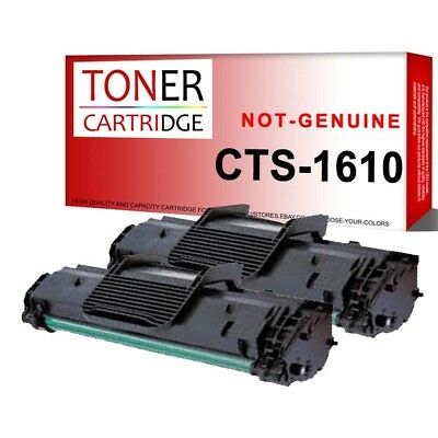 2 Toner Cartridge For Samsung ML1610 SCX4321 SCX4521F ML2010P ML2010R ML2510 • 16.99£