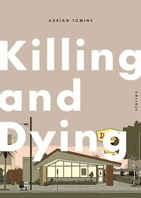 £5.99 • Buy Killing And Dying By Tomine, Adrian Book The Cheap Fast Free Post
