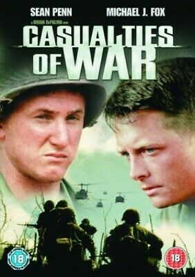 £3.49 • Buy Casualties Of War [DVD] - DVD  CSVG The Cheap Fast Free Post