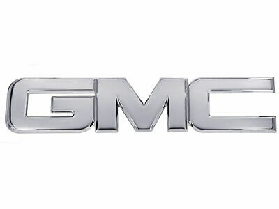$58.95 • Buy For 1999-2006 GMC Sierra 1500 Grille Emblem All Sales 51418WN 2000 2003 2005