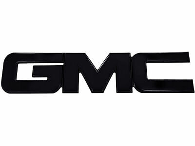 $58.95 • Buy For 1999-2006 GMC Sierra 1500 Grille Emblem All Sales 56774BD 2005 2001 2004